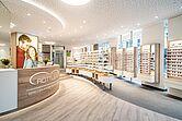 Brillen Rottler Filiale in Neheim Eingangsbereich seitlich